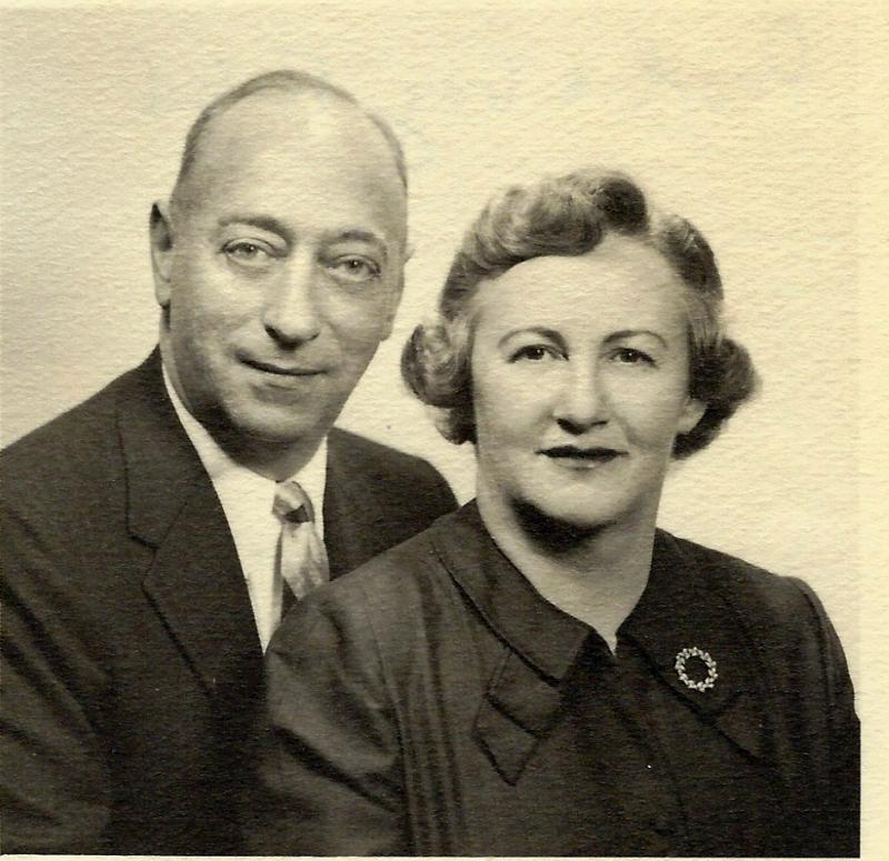 Pearl and Troy Feibel