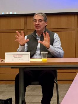 photo of Joe Reimer, Professor of Jewish Education, Brandeis University