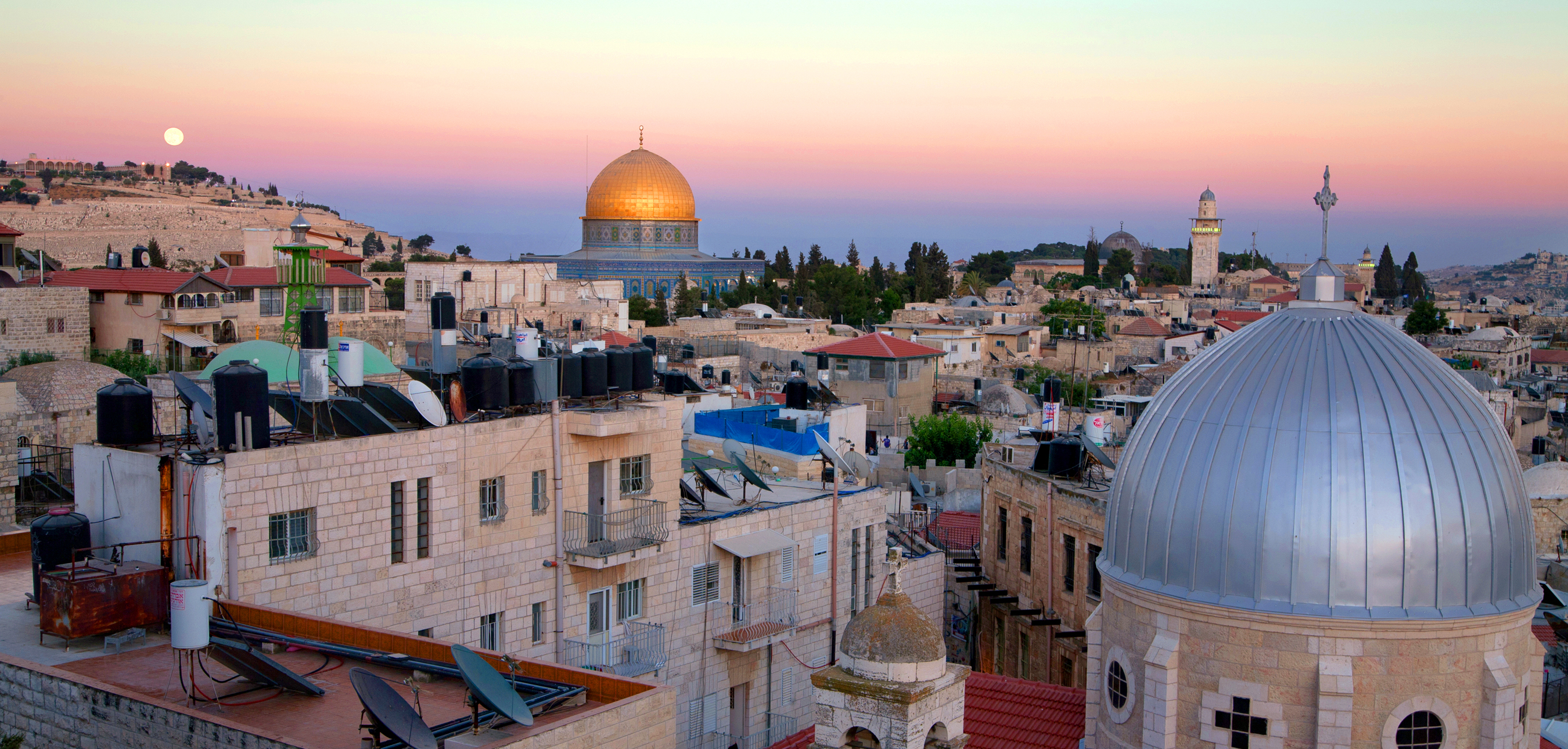 NEW Israel History and Culture Study Abroad, May Session