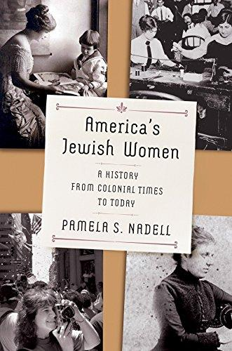 America's Jewish Women: A History from Colonial Times to Today, Oct. 29