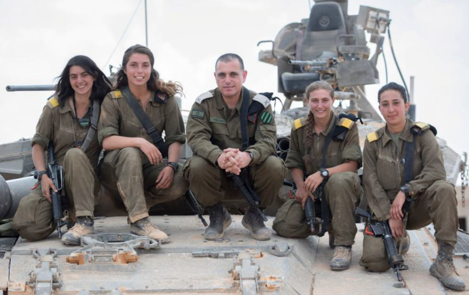 Military Service in Israel, Oct. 10