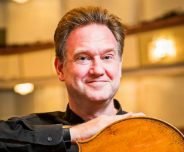 Cellist Steve Honigberg